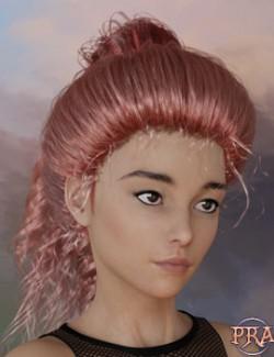 Prae-Zasha Hair G8F Daz