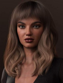 2021-02 Hair for Genesis 8 and 8.1 Females