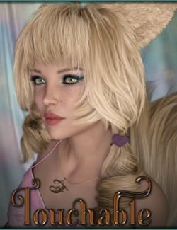 Touchable Fantasy Hair 01