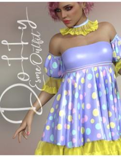 Dolly Esme Dress G8F