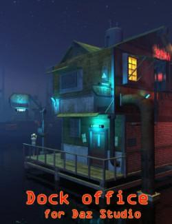 Dock office for Daz Studio