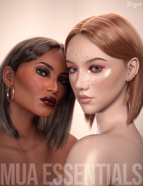 Makeup Artist Essentials L.I.E Poses and Expressions