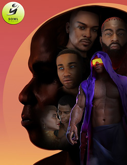 Celebrate Black Men Sowl Studios Picks