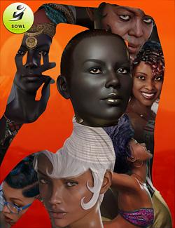 Celebrate Black Women Sowl Studios Picks