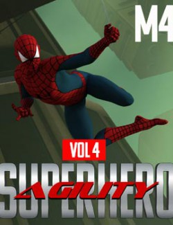 SuperHero Agility for M4 Volume 4