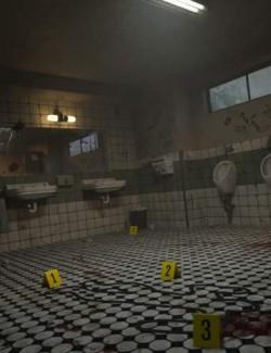 Criminal Case: Bathroom