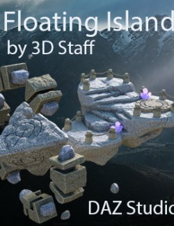 3DStaff Floating Island for DS