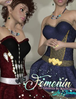 DA-Femenin for LaValentine