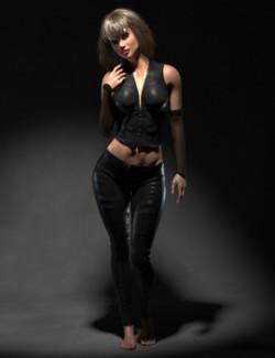 IGD Vanilla Poses for La Femme