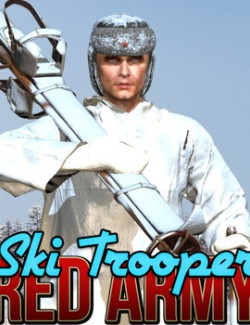 Red Army - Ski Trooper