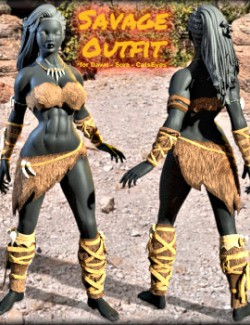 Savage Outfit for Dawn