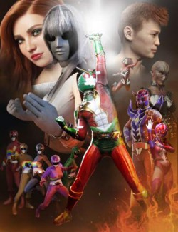 Flashback Heroes Bundle