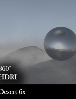 Desert 360 Environment :: HDRI