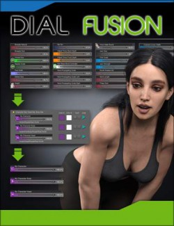 Dial Fusion for Genesis 2 to 8.1