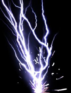 Photo Props: Lightning Magic Maker