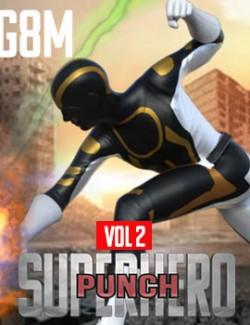 SuperHero Punch for G8M Volume 2