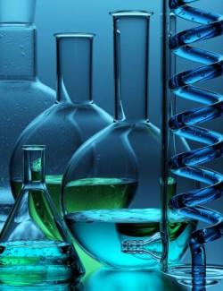 DD Science Lab Glassware