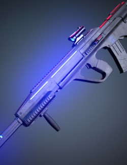 ATK-3060 Assault Rifle