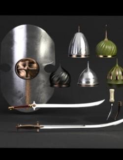 Ancient Persian Armor