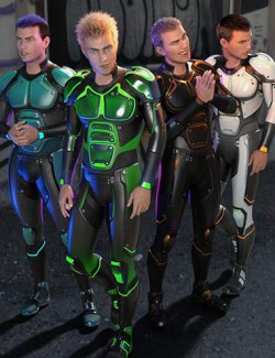 OMNI Suit for Genesis 8 and 8.1 Male