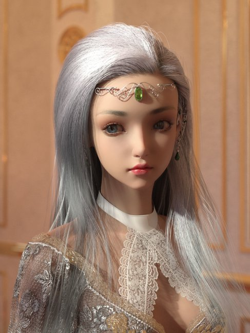 Leona for Genesis 8.1 Female