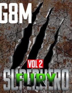 SuperHero Fury for G8M Volume 2
