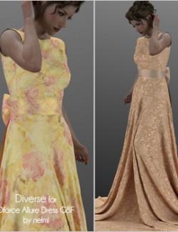 Diverse for Dforce Allure Dress G8F