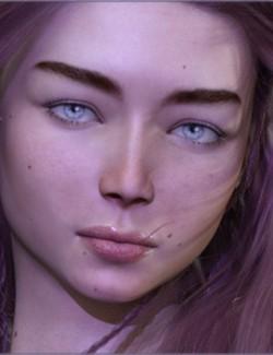 TDT-Ulyana for Genesis 8 Female