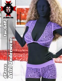 JMR dForce Ariel Underwear for G8F