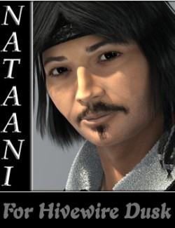 COF Nataani for Dusk- DAZ Studio