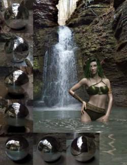 Orestes Iray HDRI Environments- Lost Grotto