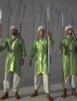 Ancient Persian - Immortal Guards