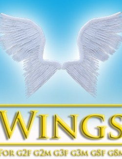 Wings for G2F G2M G3F G3M G8F G8M