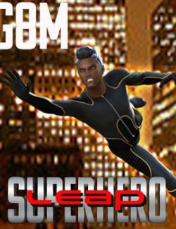 SuperHero Leap for G8M Volume 1