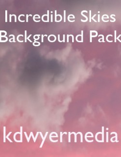Incredible Sunset Background Pack