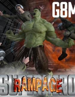 SuperHero Rampage for G8M Volume 1