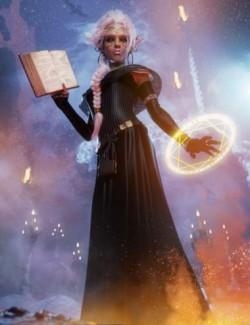 White Priestess Enchantment Bundle