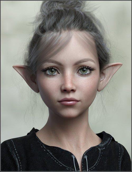 SASE Bellina for Genesis 8 and 8.1 Females