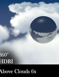 Above Clouds 360 Environment (HDRI)