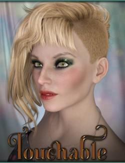 Touchable Punk Hair 01