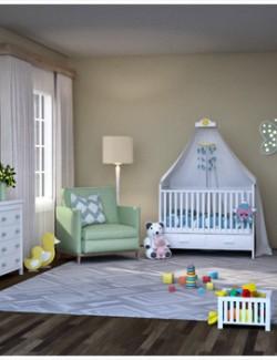 Modern Apartment - Nursery