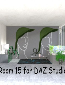 Room 15 for DAZ Studio