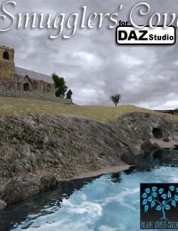 Smugglers' Cove for Daz Studio