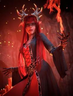 White Priestess Spell Caster Bundle