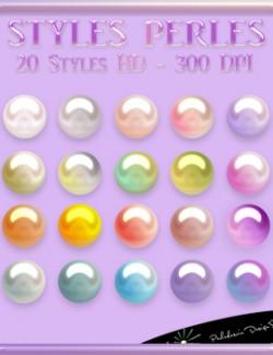 Styles Perles