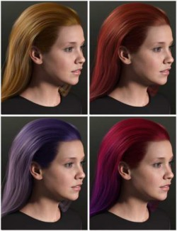 2021-04 Hair Texture Expansion