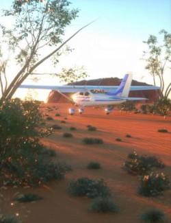 Australian Outback Environment