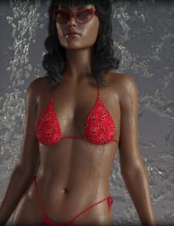 Sexy Bikini 4 for G8F Summer Textures