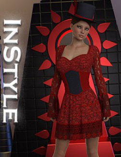 InStyle - dforce - Steamstress - G8F