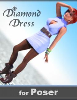 Diamond Dress (Poser)
